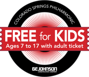 free for kids invites young audiences to hear the philharmonic with complimentary admission for ages 7 17 free for kids is made possible in part by the